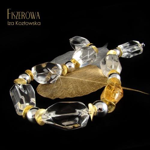 W złocie i kryształach