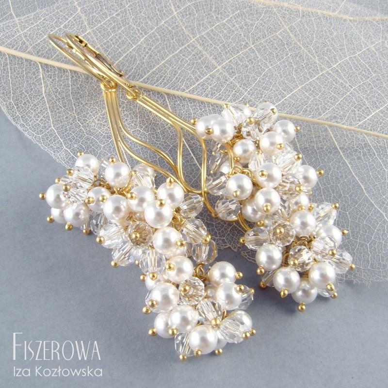 Farbala gold - white