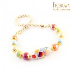 Ceramic spring - multicolor
