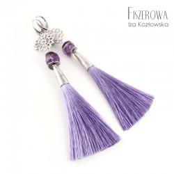 Lavender boho