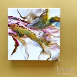 Golden garden - fuchsia (53)