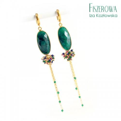 Emerald dancers